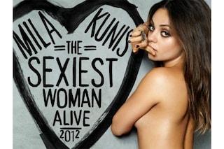 Mila Kunis sarà la donna più sexy del 2013 (VIDEO)