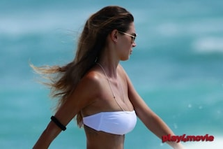Melissa Satta sexy in bikini conquista Miami, anche senza Boateng