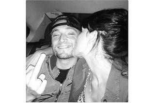 Nicole Minetti e Gue Pequeno, primi scatti su instagram