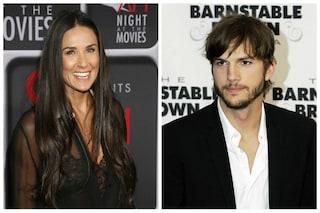 Demi Moore pretende da Ashton Kutcher l'assegno di mantenimento
