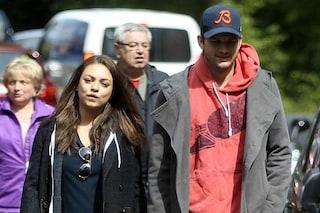 Mila Kunis e Ashton Kutcher presto sposi, subito dopo il divorzio da Demi