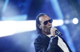 Sanremo 2019, Antonello Venditti canta Sotto il segno dei pesci per la prima volta in tv