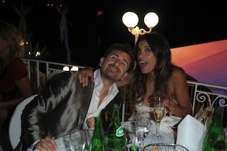 Alessandro Siani e Elisabetta Canalis, notte di follie ad Ischia (FOTO)