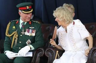 """Il Principe Carlo: """"Io e Camilla siamo felicissimi per l'arrivo del mio primo nipote"""""""