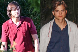 Ashton Kutcher al pronto soccorso dopo la dieta di Steve Jobs