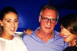"""Cecilia Rodriguez conosce il """"suocero"""" Angelo, papà di Monte"""