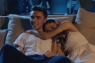 Nathan Sykes soffia Ariana Grande a Justin Bieber