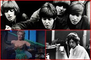 """""""Bocciati troppo presto"""", dai Beatles a Marilyn"""