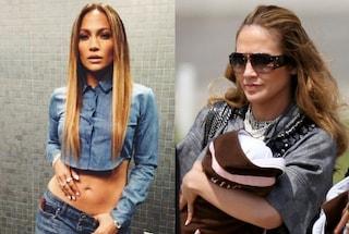 Jennifer Lopez da paura: fisico top a 44 anni e con due figli