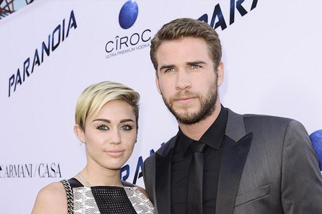 Milye Cyrus parla del divorzio con Liam Hemsworth: