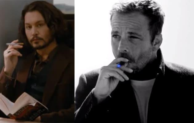 Johnny Depp e Stephen Dorff