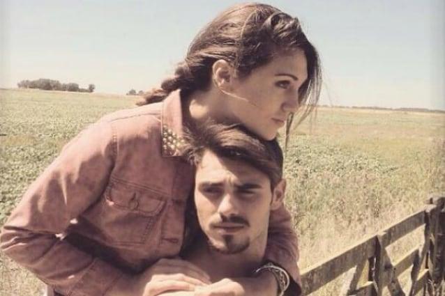 Cecilia e Francesco Monte insieme in Argentina: L'amore è un