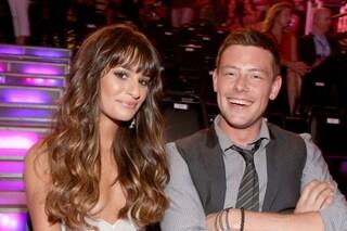"""Lea Michele su Cory Monteith: """"So che lui mi guarda, è la mia forza"""""""