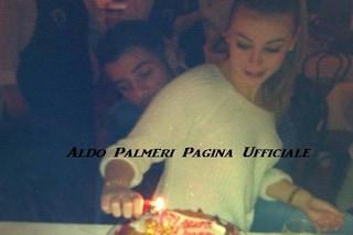 Alessia Cammarota spegne le candeline con Aldo Palmeri (FOTO)