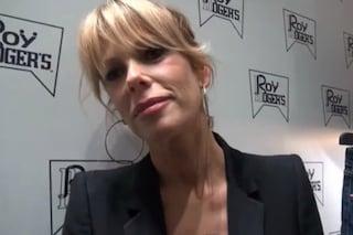 """Alessia Marcuzzi: """"Abbiamo deciso di cambiare opinionisti ogni 3-4 puntate"""" (VIDEO)"""
