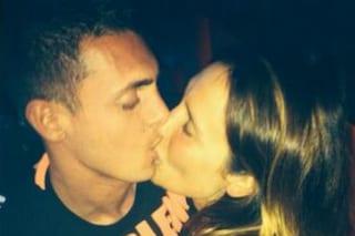 Nicole Minetti e Claudio D'Alessio, per Gigi e Anna non s'ha da fare
