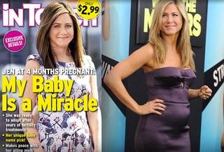 """Jennifer Aniston incinta a 45 anni: """"È una femmina, la chiamerà Philippa"""""""