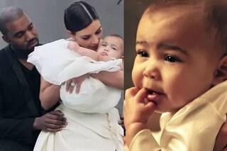 """Kim Kardashian: """"Ho paura che mia figlia North cresca in un mondo razzista"""""""