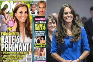 """""""Kate aspetta due gemelline"""", lo avrebbe rivelato il principe William"""