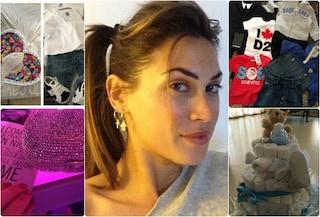 La trovata di Melissa Satta, pubblicità sul web a chiunque invii regali a Maddox