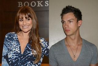 Lea Michele si è fidanzata con Matthew Paetz, presunto ex gigolò