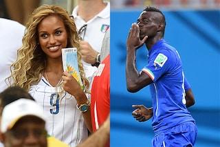 Il match di Fanny Neguesha e Mario Balotelli e una Nazione che fa il tifo per loro
