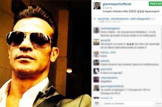 Gianni Sperti affronta la Maturità, ma su Facebook cancella la prima prova
