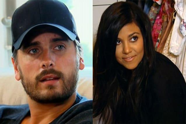 """Kourtney, la più """"calma"""" delle Kardashian, è incinta del terzo figlio"""