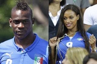 """Balotelli e Fanny mondiali, il figlio potrebbe essere già """"realtà"""""""