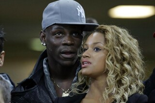 """Mario Balotelli: """"Dedico la vittoria dell'Italia alla mia futura moglie"""""""