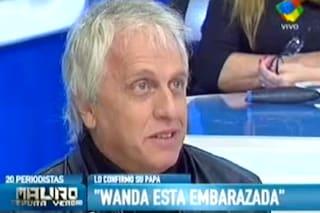 """""""Wanda Nara aspetta un figlio"""", lo rivela il papà ma Icardi smentisce (VIDEO)"""