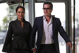 """Angelina Jolie e Brad Pitt si sono sposati """"a sorpresa"""", è ufficiale"""