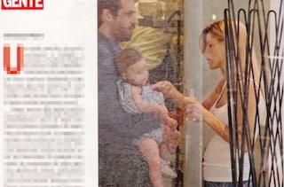 Michelle Hunziker incinta di un maschio? Il pancino lo proverebbe (FOTO)