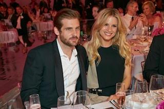 """Michelle Hunziker è di nuovo incinta, per lei e Tomaso in arrivo due gemelli"""