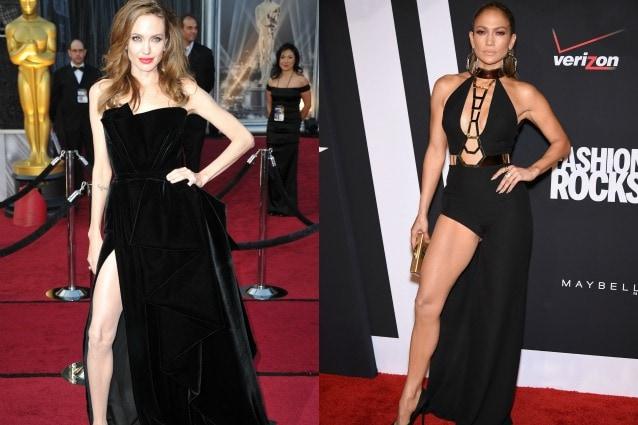 Era la notte degli Oscar del 2012 quando Angelina Jolie b148ed3437c