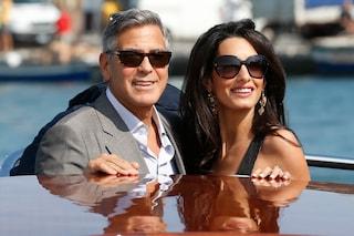 George Clooney ha sposato in gran segreto Amal Alamuddin