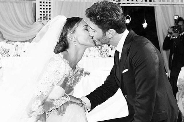 Anniversari Matrimonio Belen.Il Primo Anniversario Di Stefano E Belen Hai Dato Senso Alla Mia Vita