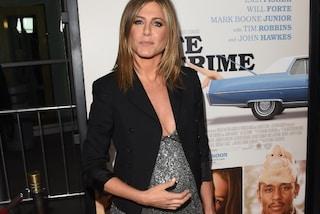 Jennifer Aniston è incinta, ci è riuscita grazie alla fecondazione in vitro