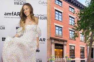 "Sarah Jessica Parker via dalla ""City"", vende casa per 22 milioni di dollari"