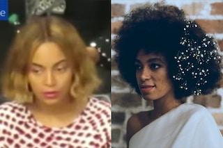 Beyoncé smarrita e la sorella piena di bolle: un matrimonio da dimenticare