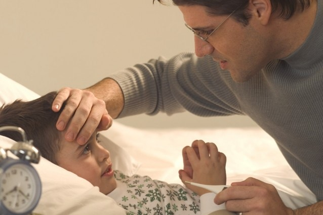 permessi per malattia del figlio
