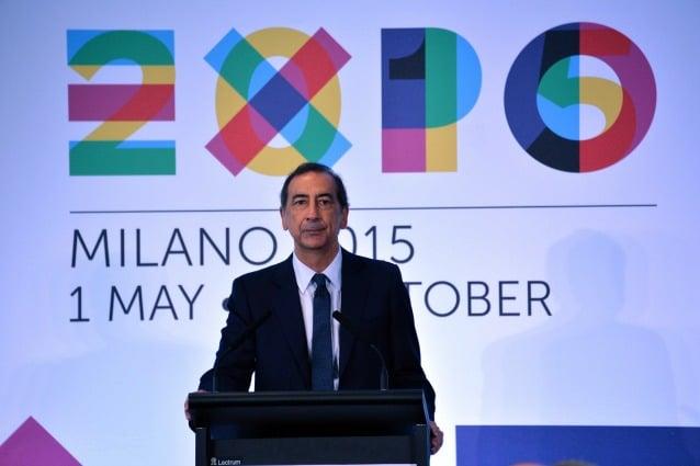 """Sala: """"Ricevuti i conti finali di Expo 2015, utile di 40 milioni di euro"""""""