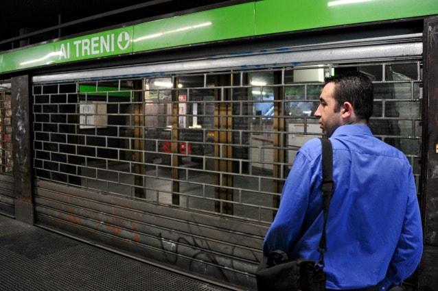 Sciopero Atm a Milano: dalle 18 interrotta la circolazione della metro e dei mezzi di superficie
