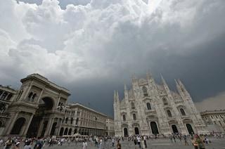 Meteo Milano 23-25 settembre: inizio di settimana con pioggia e nuvole, mercoledì torna il sole