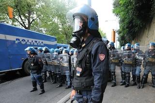 Milano, sgomberato il centro sociale Corvaccio al Corvetto: traffico in tilt