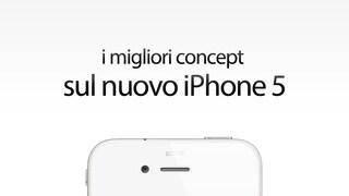 Nuovo iPhone 5: la probabile data di rilascio, il prezzo, le specifiche tecniche ed un video con i migliori concept
