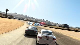 Real Racing 3: arriva il primo screenshot della versione ottimizzata per iPhone 5