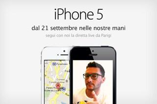 Mobile Fanpage vola in Francia per il lancio dell'iPhone 5. Vivi il live con noi! [Live Concluso]