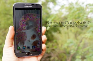 Samsung Galaxy Note II: videoreview