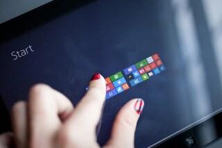 Windows 8 tablet : ecco una videopreview del nuovo sistema operativo di Microsoft